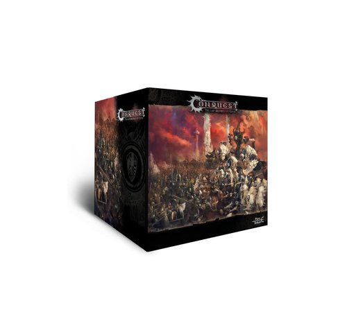 Conquest Games 10016 English Core Box Two Player Starter Set