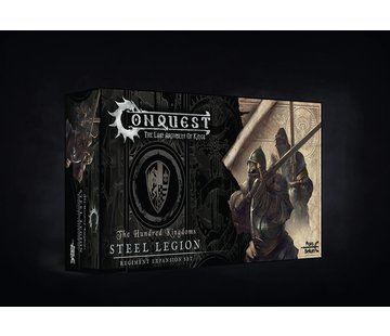 Conquest Games Hundred Kingdoms - Steel Legion