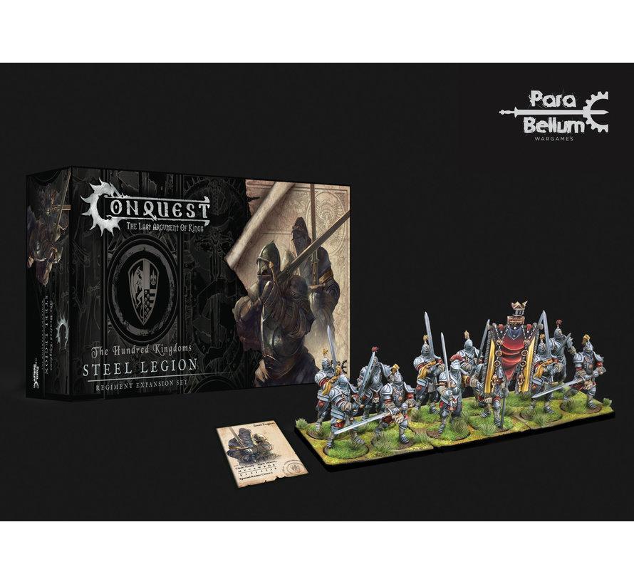 10054 Conquest, Hundred Kingdoms - Steel Legion (PBW2221)