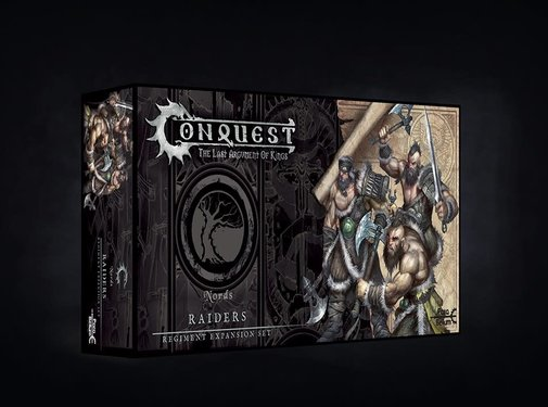 Conquest Games Nords - Raiders