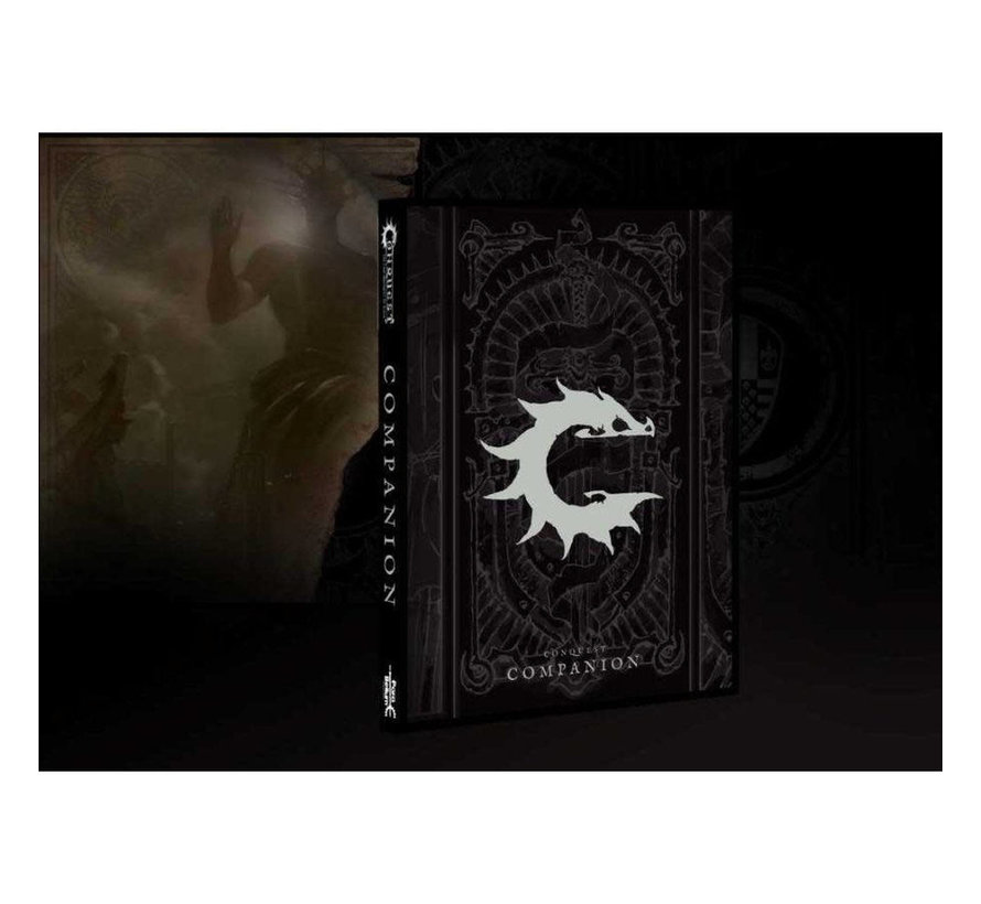 10993 Conquest, Companion Hardcover Rulebook (PBW8003)