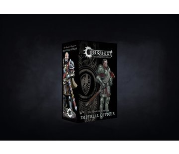Conquest Games Hundred Kingdoms - Imperial Officer