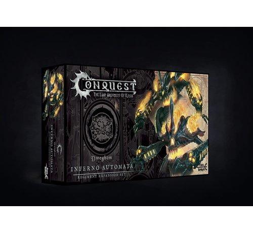 Conquest Games 10382 Conquest, Dweghom - Inferno Automata (PBW3303)
