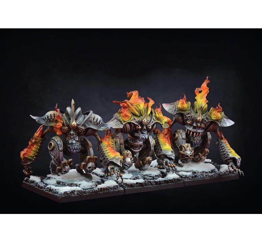 10382 Conquest, Dweghom - Inferno Automata (PBW3303)