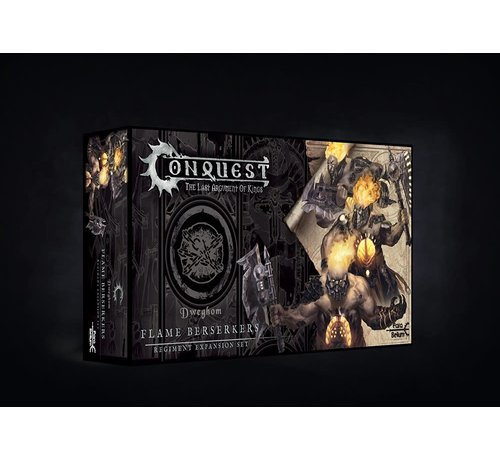 Conquest Games 10375 Conquest, Dweghom - Flame Berserkers (PBW3302)
