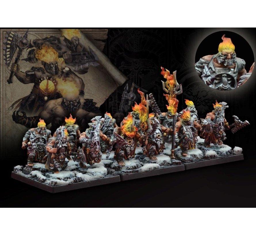 10375 Conquest, Dweghom - Flame Berserkers (PBW3302)