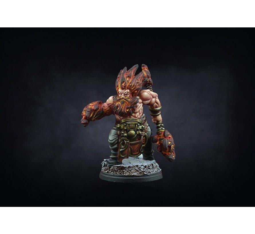 10320 Conquest, Dweghom - Tempered Sorcerer (PBW7330)