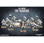Games Workshop -GW T'AU EMPIRE FIRE WARRIORS