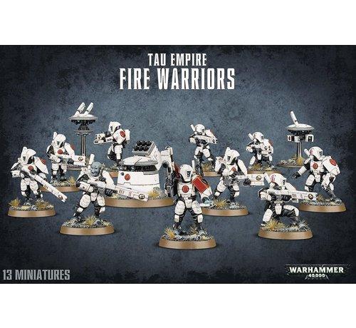 Games Workshop -GW 56-06 T'AU EMPIRE FIRE WARRIORS