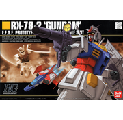 Bandai RX-78-2 Gundam HGUC 1/144