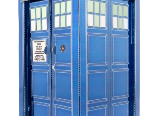 Fascinations DOCTOR WHO TARDIS