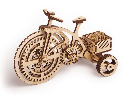 USA Wood Trick (UWT) Bicycle
