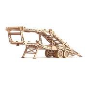USA Wood Trick (UWT) Car trailer  (addition for BIG RIG)