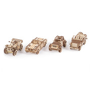USA Wood Trick (UWT) UWT025 Set of cars