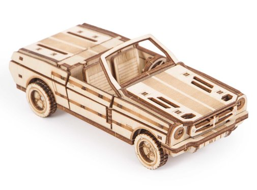 USA Wood Trick (UWT) Cabriolet