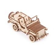 USA Wood Trick (UWT) Jeep