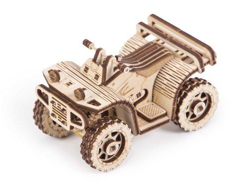 USA Wood Trick (UWT) ATV