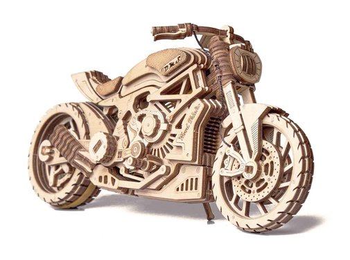 USA Wood Trick (UWT) Motorcycle DMS