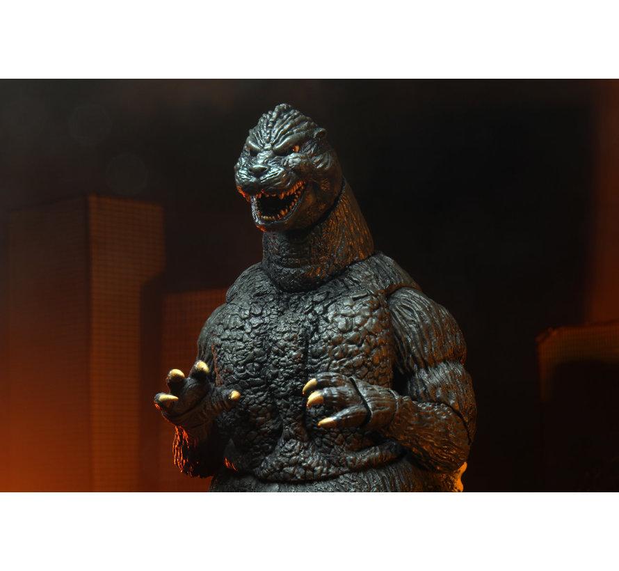 """42898 Godzilla - 12"""" Head to Tail Action Figure - Classic 1989 Godzilla"""