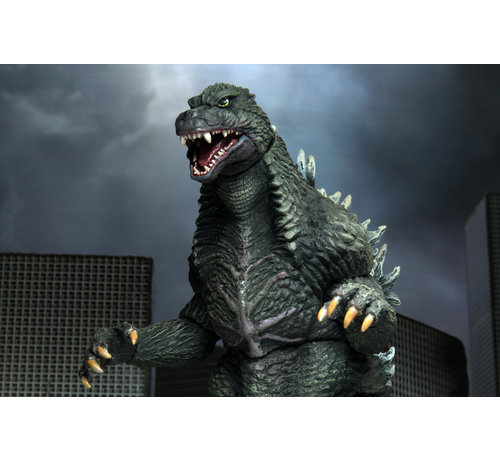 "NECA 42899 Godzilla - 12"" Head to Tail Action Figure - Classic 2003 Godzilla"