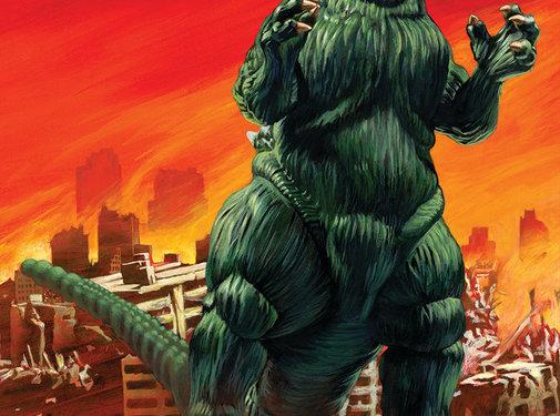 Polar Lights (PLL) Godzilla Snap 1/250 model kit