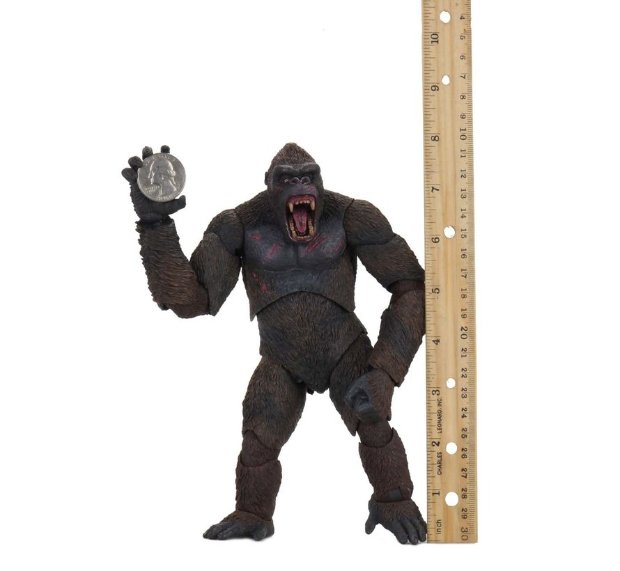 """42749 King Kong - 7"""" Scale Action Figure"""