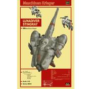 Hasegawa (HSG) Lunadiver Stingray MK03 Maschinen Krieger 1/35