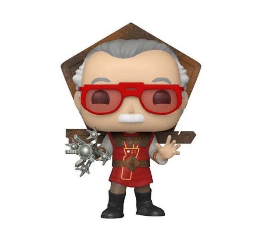 48565 Thor: Ragnarok Stan Lee Pop! Vinyl Figure