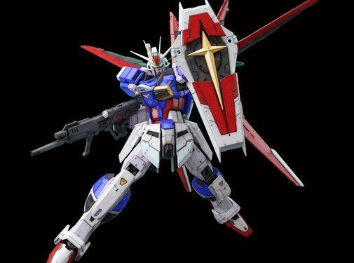 "Bandai Force Impulse Gundam ""Gundam SEED DESTINY"",RG 1/144"