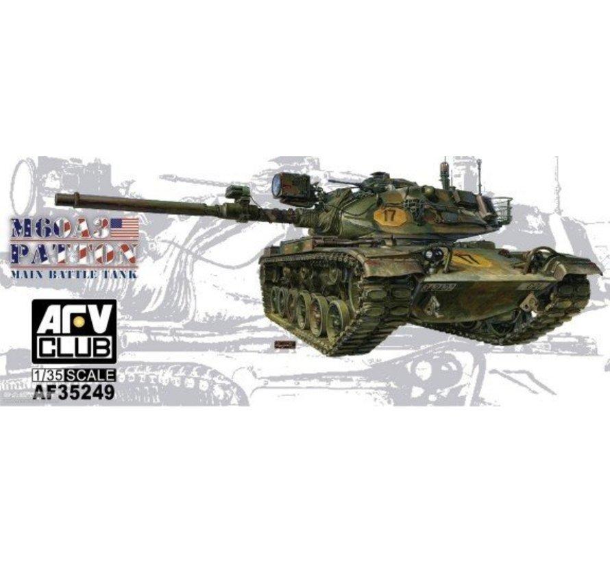 35249 M60A3 PATTON TANK 1/35