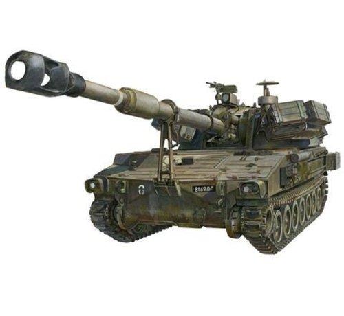 AFV CLUB (AFV) 35272 IDF M109A1 ROCHEV 1/35