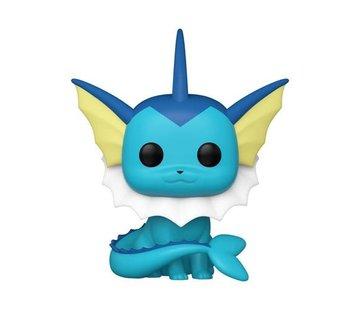 Funko Pop! Pokemon Vaporeon Pop!