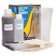 WOO - Woodland Scenics 785- CW4511 Deep Pour Water Murky Kit
