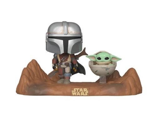 Funko Pop! Star Wars: The Mandalorian and Child Pop! Television Moment