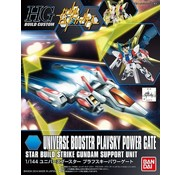 Bandai Universe Booster Plavsky Power Gate HGBC