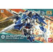 Bandai Gundam 00 Diver Ace HGBD 1/144