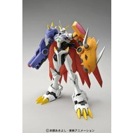 "BANDAI MODEL KITS Omegamon ""Digimon"", Bandai Digimon Reboot"
