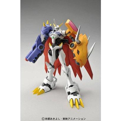 "BANDAI MODEL KITS 165519 Omegamon ""Digimon"", Bandai Digimon Reboot"