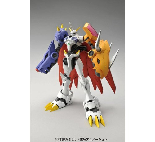 "BANDAI MODEL KITS 165519 Omegamon ""Digimon"", Bandai Digimon Reboot"