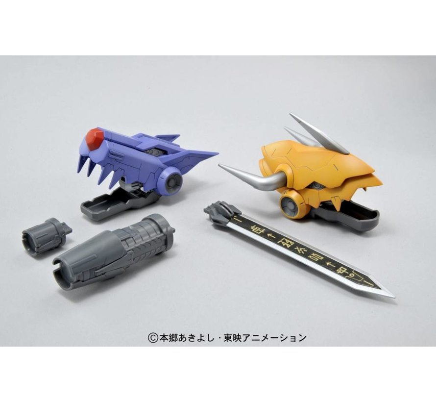 "165519 Omegamon ""Digimon"", Bandai Digimon Reboot"