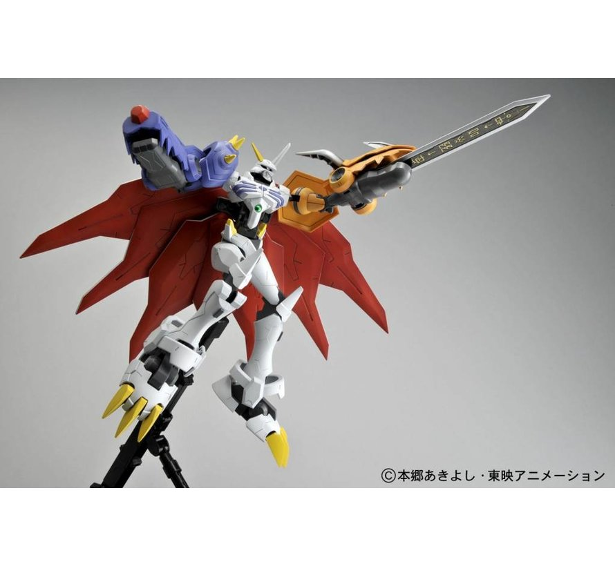 "165519 Omegamon ""Digimon"", Bandai Digimon Reboot"