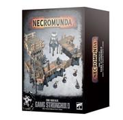 Games Workshop -GW NECROMUNDA: Zone Mortalis: Gang Stronghold