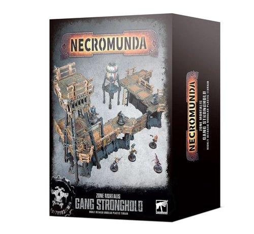 Games Workshop -GW 300-69 NECROMUNDA: Zone Mortalis: Gang Stronghold