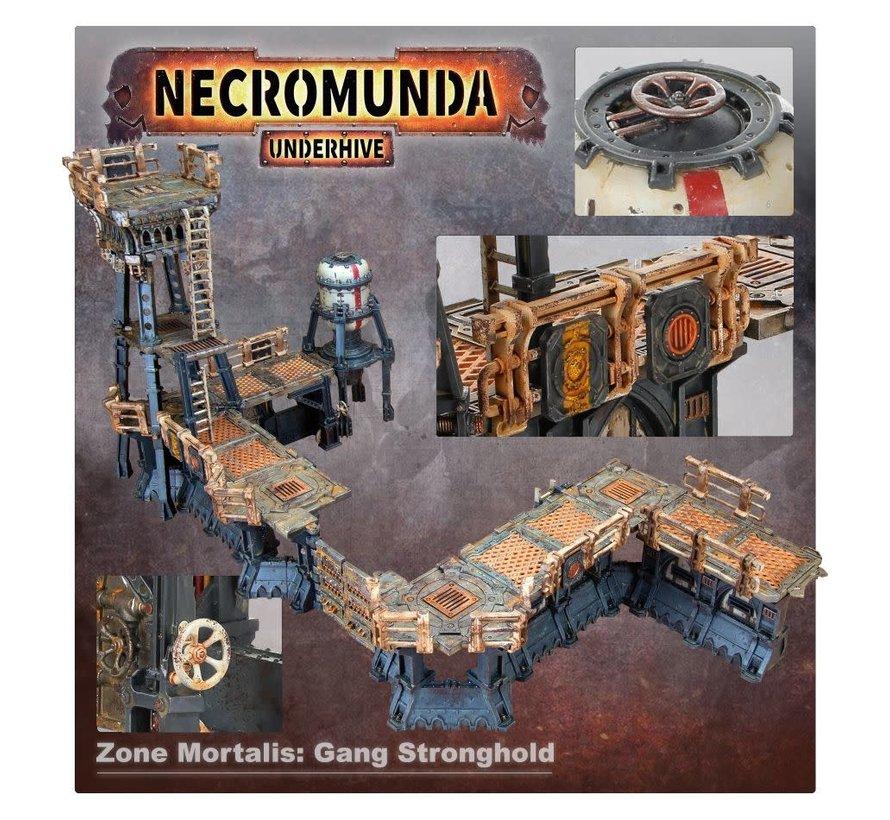 300-69 NECROMUNDA: Zone Mortalis: Gang Stronghold