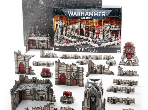Games Workshop -GW BATTLEZONE: MANUFACTORUM - VERTIGUS