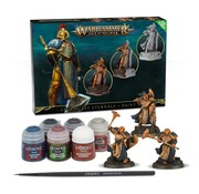 Games Workshop -GW Stormcast Eternals + Paint Set