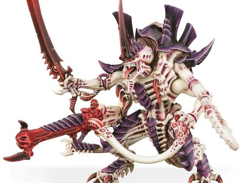 Games Workshop -GW TYRANIDS HIVE TYRANT / THE SWARMLORD