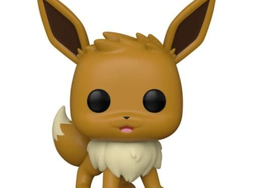 Funko Pop! Pokemon Eevee Pop!