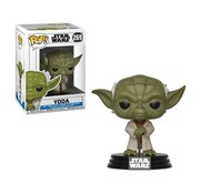 Funko Pop! Star Wars: The Clone Wars Yoda Pop!