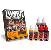 Army Painter (ARM) WP8008 Zombicide: Toxic/Prison Expansion Paint Set